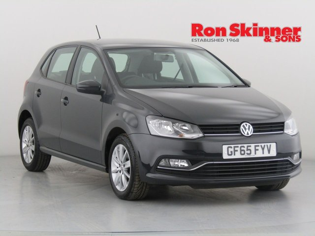 View our 2015 65 VOLKSWAGEN POLO 1.2 SE TSI 5d 89 BHP