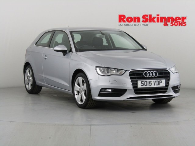 View our 2015 15 AUDI A3 1.4 TFSI SPORT 3d 124 BHP