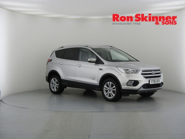 View our 2018 18 FORD KUGA 1.5 ZETEC 5d AUTO 180 BHP