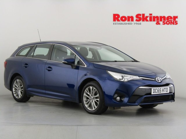 View our 2015 65 TOYOTA AVENSIS 2.0 D-4D BUSINESS EDITION 5d 141 BHP