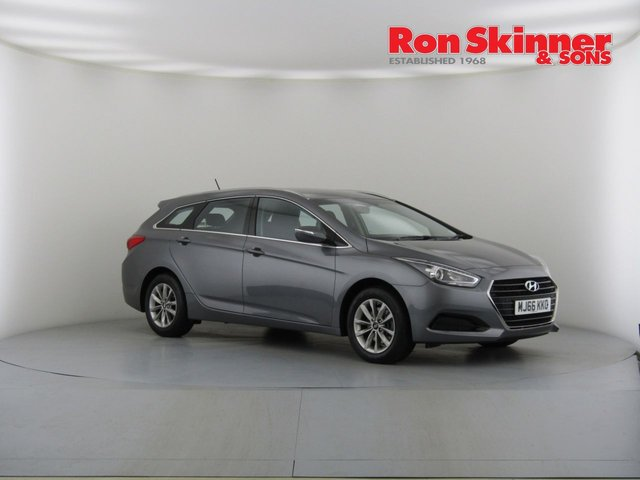View our 2016 66 HYUNDAI I40 1.7 CRDI S BLUE DRIVE 5d 114 BHP