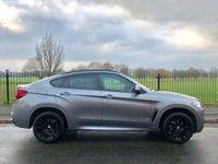 2017 BMW X6 3.0 XDRIVE40D M SPORT 4d AUTO 309 BHP £40995.00