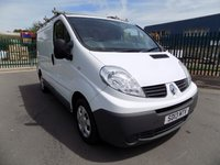 USED 2013 13 RENAULT TRAFIC 2.0 SL27 DCI S/R 1d 90 BHP ***Nationwide Delivery Available***