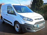 2015 FORD TRANSIT CONNECT 1.6 200 P/V 1d 74 BHP £7950.00
