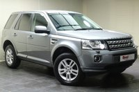 "USED 2014 63 LAND ROVER FREELANDER 2.2 TD4 XS 5d 150 BHP F/S/H+HEATED SEATS+17"" ALLOYS"