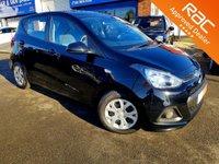 2015 HYUNDAI I10 1.0 SE BLUE DRIVE 5d 65 BHP £6595.00