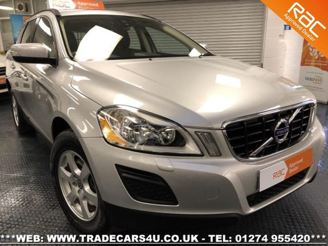 2010 60 VOLVO XC60 D5 AWD GEARTRONIC AUTO SE DIESEL 4X4