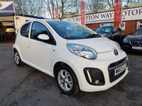 USED 2013 63 CITROEN C1 1.0 VTR PLUS 5d 67 BHP 0%  FINANCE AVAILABLE ON THIS CAR PLEASE CALL 01204 393 181