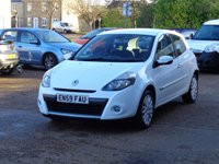 USED 2010 59 RENAULT CLIO 1.1 DYNAMIQUE 16V 3d 74 BHP