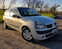 2005 RENAULT CLIO 1.5 EXTREME 3 DCI 3d + 6 MONTH MOT + PX TO CLEAR SPARES REPAIRS £575.00