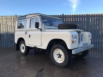 View our LAND ROVER 88