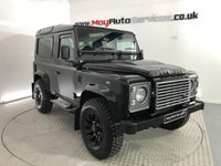 USED 2015 LAND ROVER DEFENDER 2.2 TD XS STATION WAGON 1d 122 BHP *STUNNING VEHICLE*