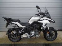 USED 2019 19 BENELLI TRK BENELLI TRK 502