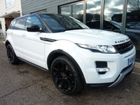2014 LAND ROVER RANGE ROVER EVOQUE 2.2 SD4 DYNAMIC 5d 190 BHP £SOLD
