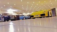 "USED 2013 13 LAND ROVER RANGE ROVER SPORT 3.0 SDV6 HSE BLACK 5d AUTO 255 BHP SAT NAV | LEATHER | 20"" ALLOYS | FULL SERVICE HISTORY"