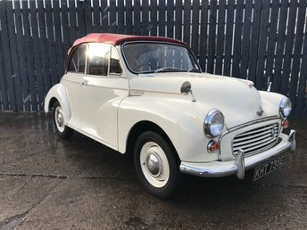 View our MORRIS MINOR