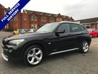 USED 2011 BMW X1 2.0 20d SE xDrive 5dr FSH Superb Example Throughout