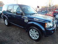 2013 LAND ROVER DISCOVERY 3.0 4 SDV6 COMMERCIAL 1d AUTO 255 BHP £12995.00