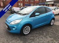 USED 2011 61 FORD KA 1.2 Zetec (s/s) 3dr Only 46798 Miles £30 Road Tax