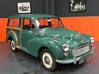 USED 1964 MORRIS MINOR 1964 Morris Traveller