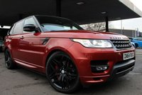 2014 LAND ROVER RANGE ROVER SPORT 3.0 SDV6 AUTOBIOGRAPHY DYNAMIC 5d AUTO 288 BHP £43740.00