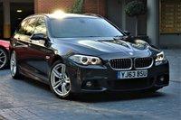 2013 BMW 5 SERIES 3.0 535D M SPORT TOURING 5d AUTO 309 BHP £16990.00