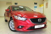 2015 MAZDA 6 2.2 D SE-L NAV 4d AUTO 148 BHP £10750.00