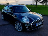 USED 2017 17 MINI HATCH COOPER 1.5 COOPER SEVEN 5d AUTO 134 BHP