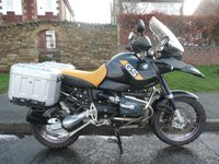 2004 BMW R SERIES 1.1 R 1150 Adventure 01 1d  £4495.00