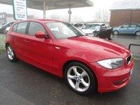 2011 BMW 1 SERIES 2.0 116D SPORT 5d 114 BHP ONE FORMER KEEPER £5995.00