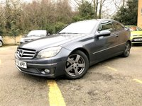 2008 MERCEDES-BENZ CLC 220 CLC 220CDI SPORT AUTO PAN ROOF, FULL HEATED LEATHER, 78K  £4790.00