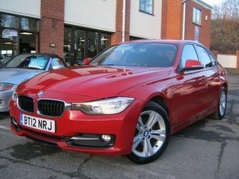 2012 BMW 3 SERIES 2.0 318D SPORT 4d 141 BHP £8995.00