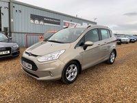 2012 FORD B-MAX 1.0 ZETEC 5d 100 BHP £5990.00