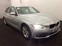 2016 BMW 3 SERIES 2.0 330E SPORT 4d AUTO 181 BHP £16990.00