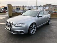 USED 2010 10 AUDI A6 2.7 TDI S LINE SPECIAL EDITION 4d AUTO 187 BHP