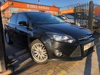 2011 FORD FOCUS 1.6 ZETEC TDCI 5d 113 BHP £5699.00