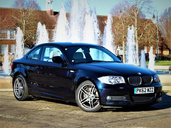 2012 BMW 1 SERIES 2.0 118D SPORT PLUS EDITION 2d 141 BHP £10995.00