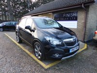 USED 2013 13 VAUXHALL MOKKA 1.7 SE CDTI S/S 5d 128 BHP * £30 ROAD TAX * 1 KEEPER * FULL SERVICE HISTORY * 2 KEYS * £0 DEPOSIT FINANCE AVAILABLE *
