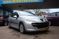 USED 2007 07 PEUGEOT 207 1.6 SPORT 5dr 108 BHP PART EXCHANGE TO CLEAR | FULL MOT