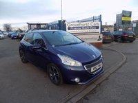 2012 PEUGEOT 208 1.6 ALLURE E-HDI 5d 92 BHP £6195.00
