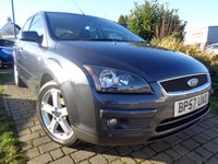 USED 2008 57 FORD FOCUS 1.8 ZETEC CLIMATE 5d 124 BHP **1 Owner Low Mileage Extensive Service History 12 Months Mot**