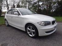 2010 BMW 1 SERIES 2.0 116I SPORT 5d 121 BHP £4995.00