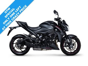 View our SUZUKI GSX-S1000