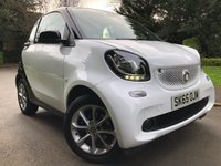 2015 SMART FORTWO 1.0 PASSION 2d 71 BHP £5490.00