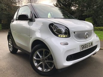 2015 SMART FORTWO 1.0 PASSION 2d 71 BHP £4990.00