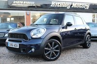 USED 2011 61 MINI COUNTRYMAN 1.6 COOPER S COUNTRYMAN