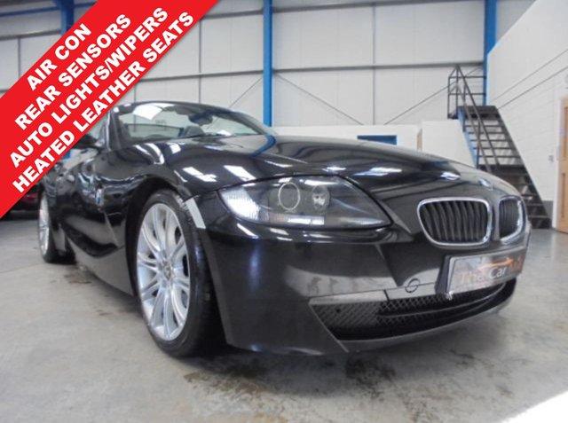 2007 57 BMW Z4 2.5 Z4 SPORT ROADSTER 2d 175 BHP