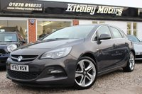 USED 2014 63 VAUXHALL ASTRA 1.4 LIMITED EDITION 5d 140 BHP
