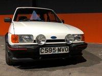 USED 1985 C FORD FIESTA 1985 Ford Fiesta1.6 XR2