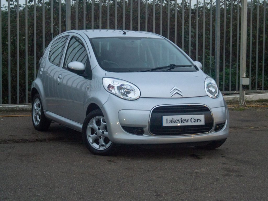 USED 2012 61 CITROEN C1 1.0 VTR PLUS 5d 68 BHP